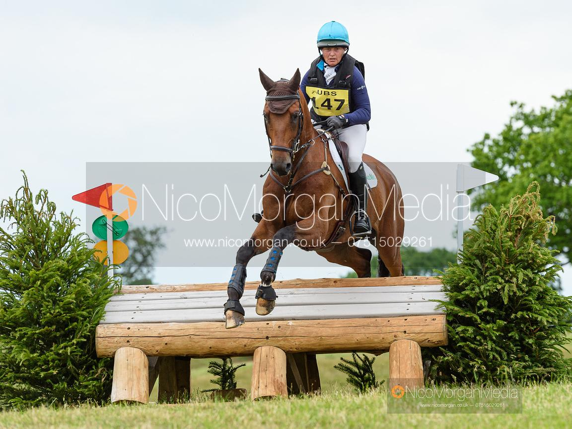 Selina Milnes and IRON IV - Upton House Horse Trials 2019.