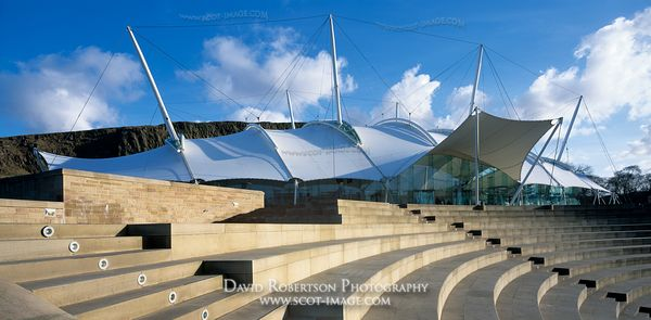 Image - Dynamic earth, Edinburgh, Scotland