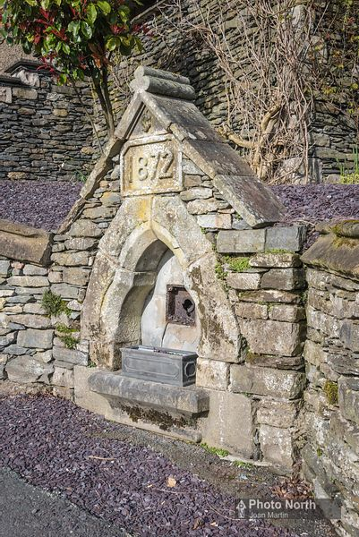 BURNESIDE 30A - St Oswald's Well