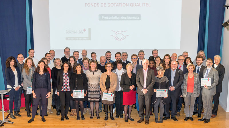 Fond Dotation Qualitel 2019