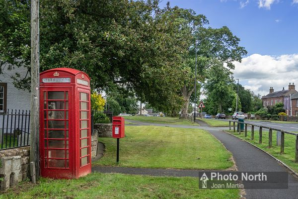 TEMPLE SOWERBY 20A - K6 telephone box