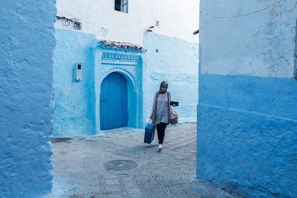 Chefchaouen. Rif Region. North Morocco. Maghreb, 2019