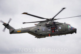 Royal Danish Airforce AW101 Merlin