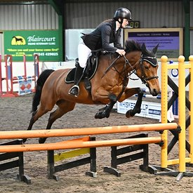 15/03/2020 - Class 9 - Unaffiliated showjumping - Brook Farm training centre - UK
