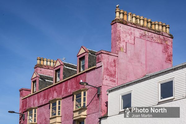 OBAN 40A - Chimney pots
