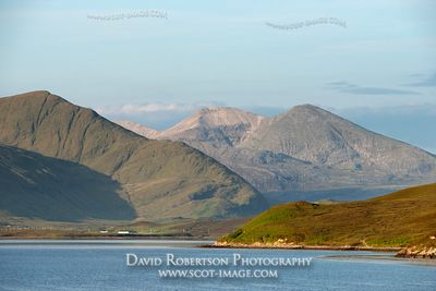 Image - Foinaven and the Kyle of Durness, Sutherland
