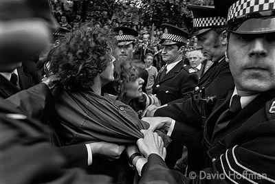 N84-17A CND March for the Future 1981