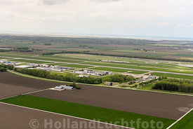 Lelystad Airport - Luchtfoto