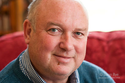 Louis De Bernieres, Denton, Norfolk, Jason Bye, 06/04/10