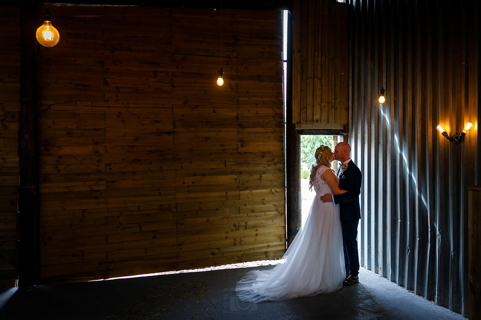 Wedding at St James the Great Church, Longdon & Bilston Brook Wedding Barn, Lichfield, Staffordshire, UK