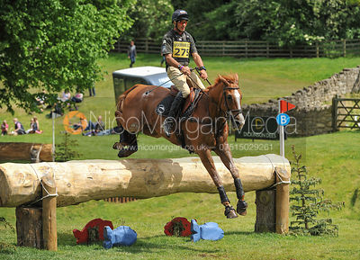 Andrew Nicholson and NEREO - Equitrek Bramham International Horse Trials 2012