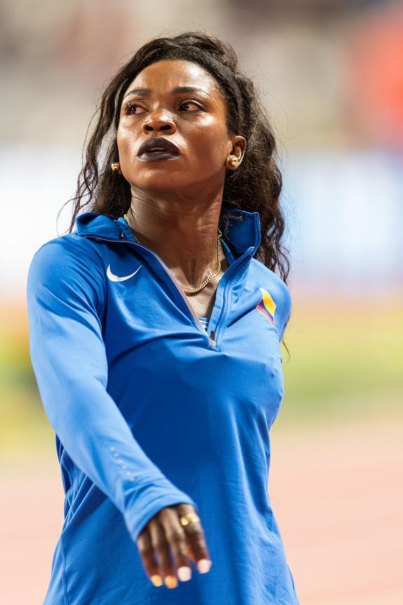 Caterine Ibarguen (Colombia)