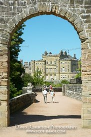 Image - Tourists at Culzean Castle, South Ayrshire, Scotland