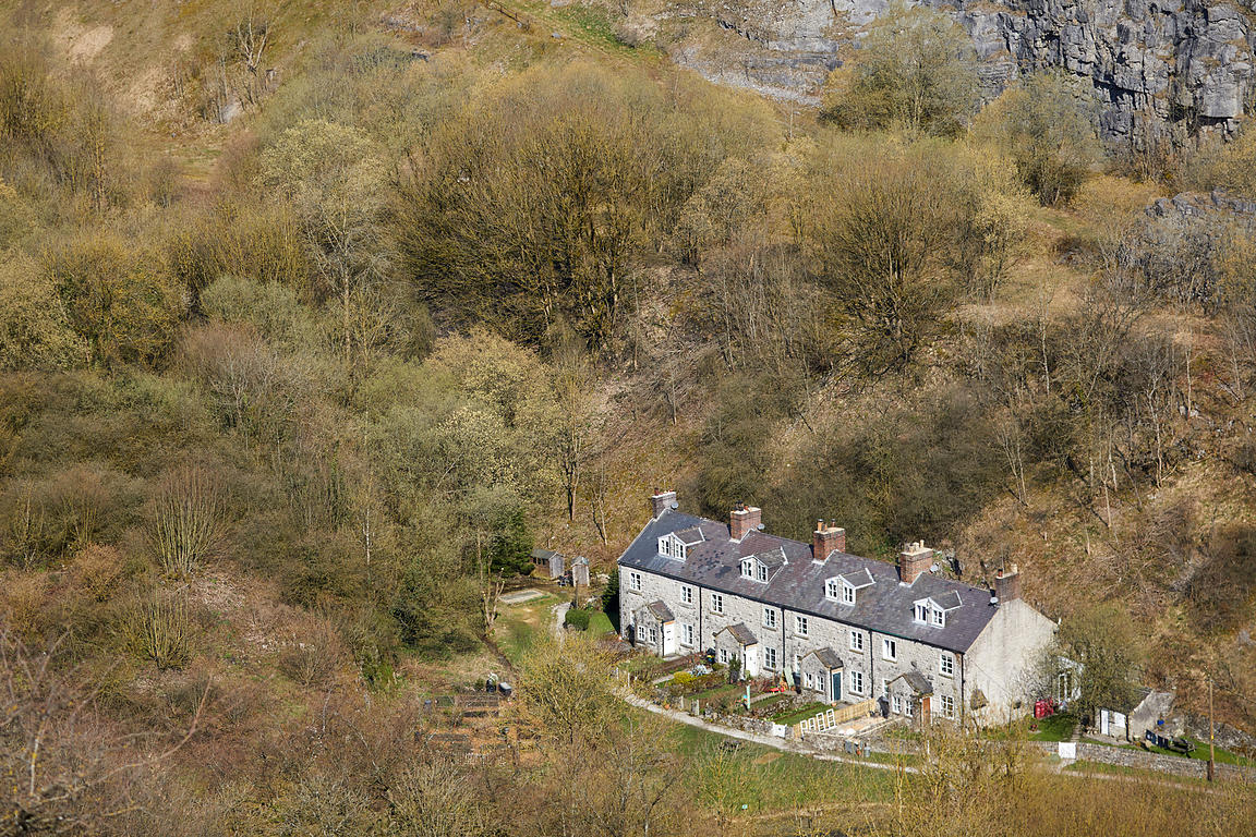 Cottages in the valley