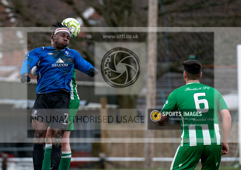 Rusthall v Forest Hill Park