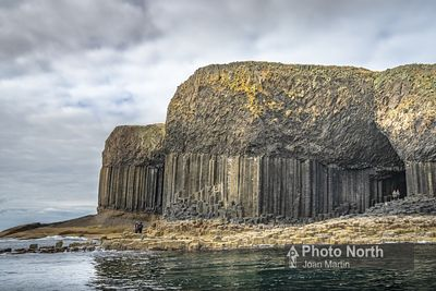 STAFFA 05A - Fingal's Cave and The Great Face