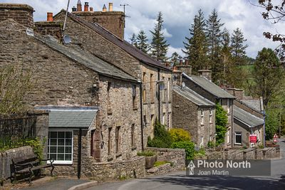 RAVENSTONEDALE 12A - Row of cottages