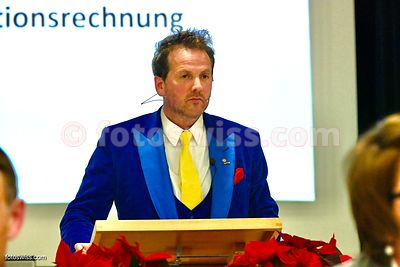 Christian Jott Jenny - Mayor of St.Moritz