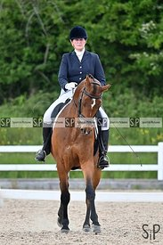 British dressage. Brook Farm Training Centre. Essex. UK. 24/05/2019. ~ MANDATORY Credit Garry Bowden/Sportinpictures - NO UNA...