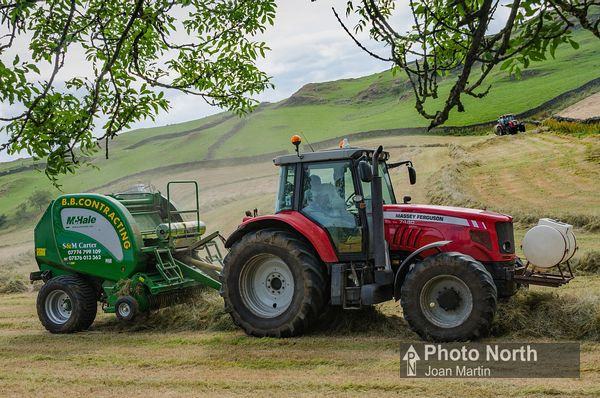 STAVELEY 72A - Haymaking