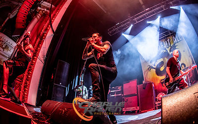 Sick of it All performing at the O2 Academy Bournemouth 23.11.19