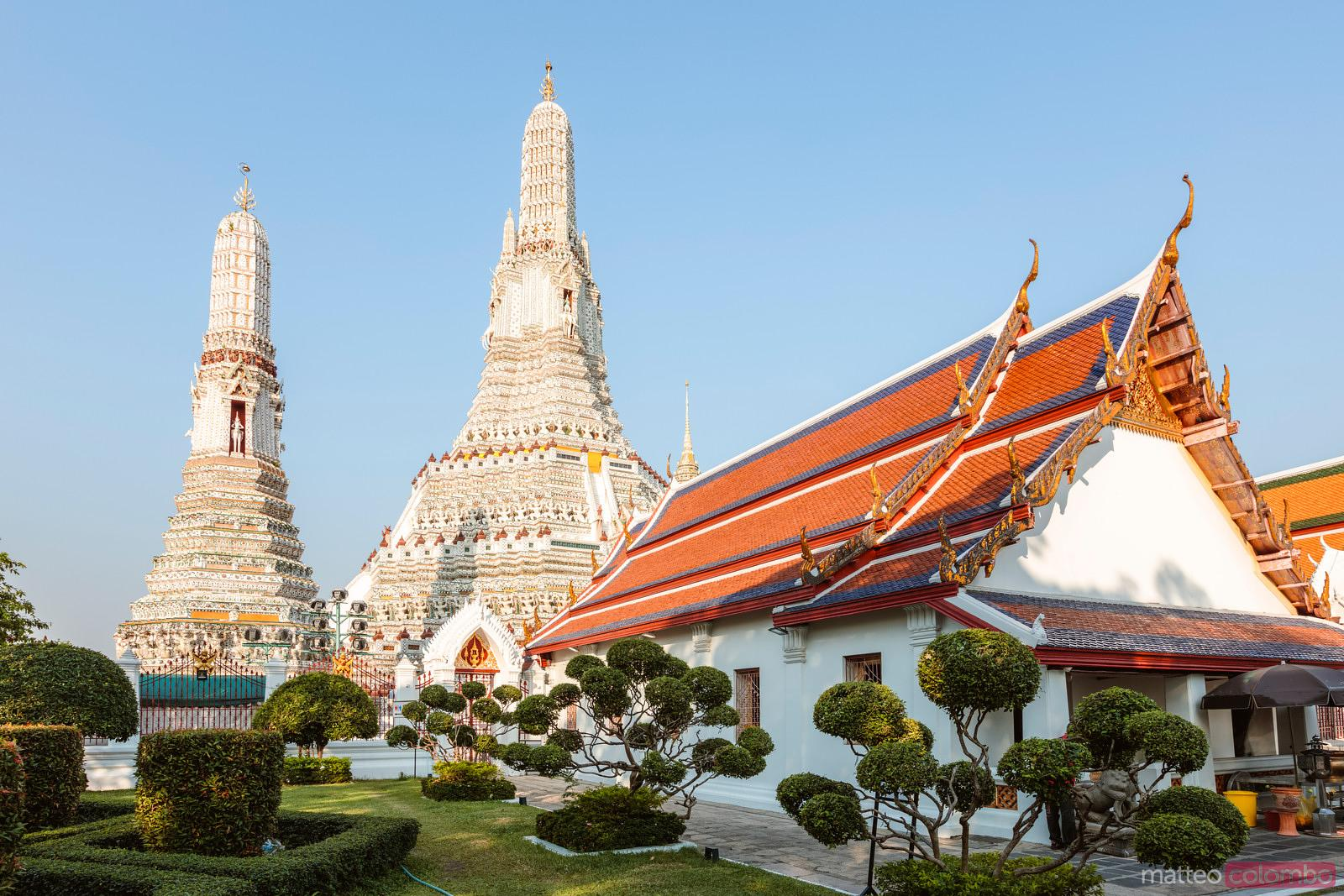 Matteo Colombo Travel Photography | Wat Arun (Temple of Dawn ...