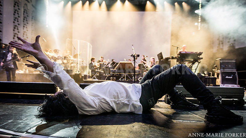 Marillion at Liverpool Philharmonic 2019