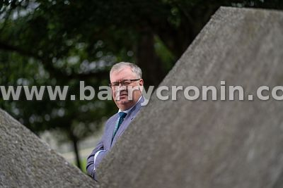 21st August, 2020.Broadcaster and author Joe Duffy photographed at RTE.Photo:Barry Cronin/www.barrycronin.com 087-9598549 inf...