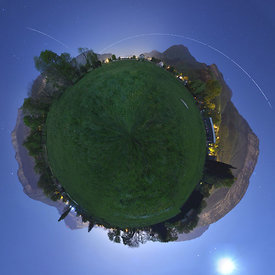 MY LITTLE PLANET-LA CLUSE DE L'ISER