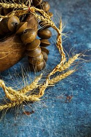 Wheat Weaving