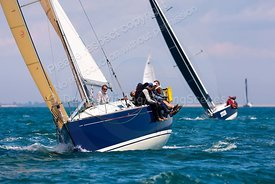 Playing Around, GBR7207T, Beneteau First 40.7, Myth of Malham Race 2019, 20190525370