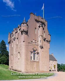 Image - Crathes Castle, Aberdeen, Scotland