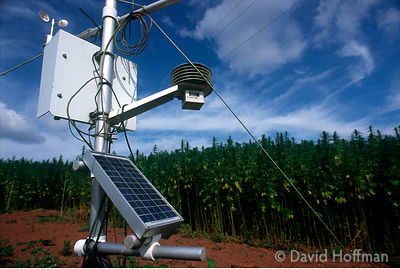 Solar Weather Station 1