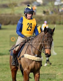 William Fox-Grant. The Melton Hunt Club Ride 17/2