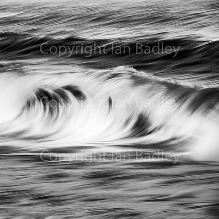 Harris wave study BW
