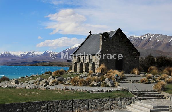 The Church of the Good Shepherd (1935), Lake Tekapo, Canterbury, South Island, New Zealand