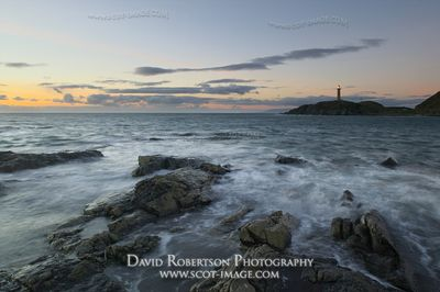 Image - Arnamurchan Lighthouse and sunset