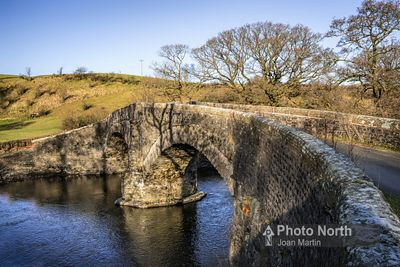 HOWGILL 30A - Crook of Lune Bridge