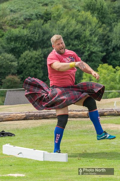 HIGHLAND GAMES 076 - Mull and Iona