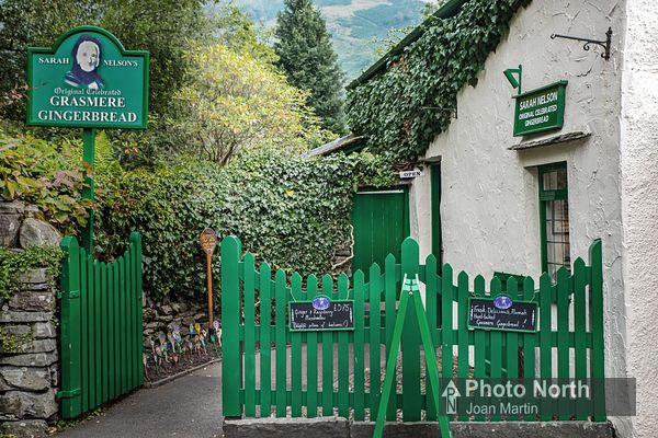 GRASMERE 22B - Gingerbread Shop