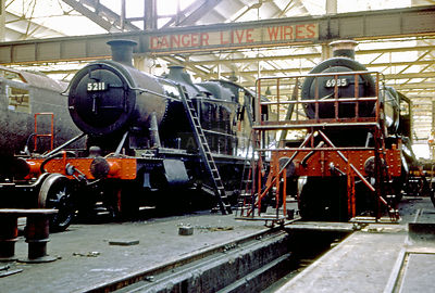 5211 6985 Swindon Works