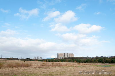 131124 Aldeburgh 045 Sizewell B nuclear power station on the Suffolk coast. It is the UK's only Pressurised Water Reactor (PW...