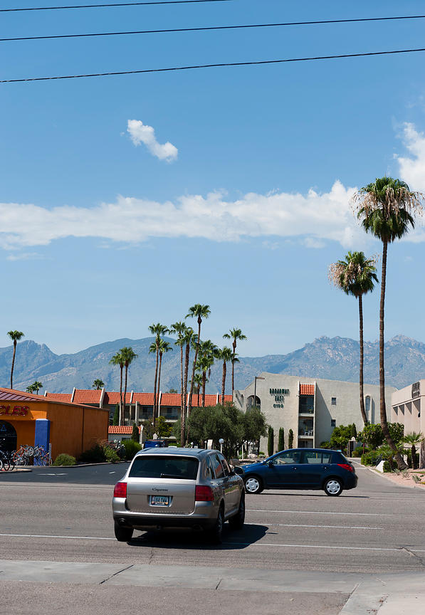 Tucson, Arizona, USA.