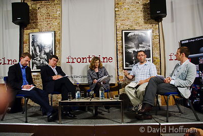 Frontline Club event 7 July 2009 - Watching the Detectives: the media and anti terrorism laws.