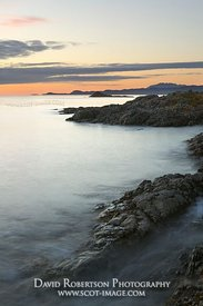 Image - Coast near Arisaig at dusk, Morar, Scotland