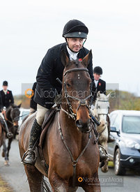 Ben Hobday. The Middleton Hunt at Bugthorpe 9/11