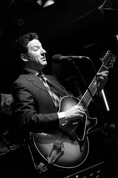 John Pizzarelli Paris 2012 Noir&Blanc #4
