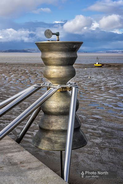 MORECAMBE 08A - Time and Tide Bell