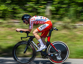 The Cyclist Tim Wellens - Tour de France 2019