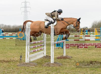 MEGHAN HEALY and ASLAN VII. Oasby (1) Horse Trials 2020